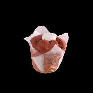 Red Velvet Tulp Muffin
